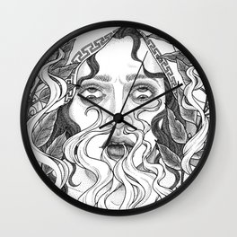 Steambreather Wall Clock