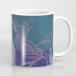 Mandala Drawing Coffee Mug