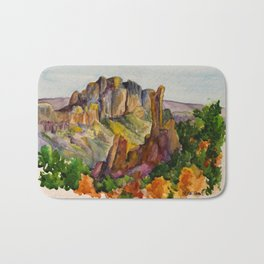 Big Bend National Park Bath Mat