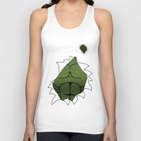 hulk Tank Tops featuring Hulk by iwantdesigns