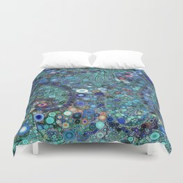 :: Ocean Fabric :: Duvet Cover