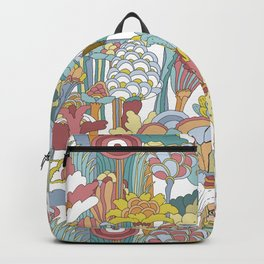 Pepperland Allover Backpack