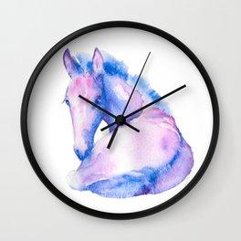 Wonderfoal Wall Clock