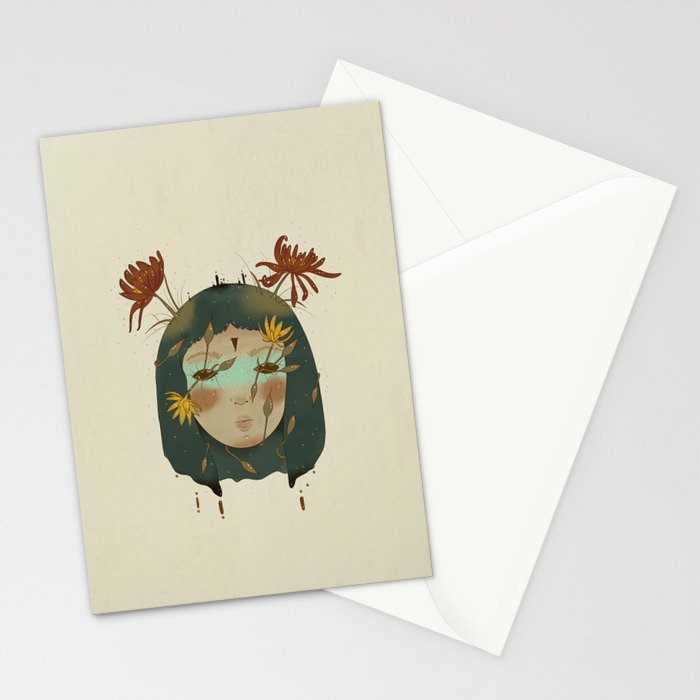 Present Stationery Cards