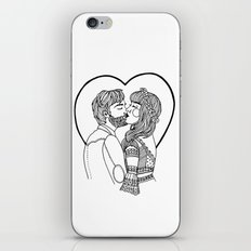 True loves kiss iPhone & iPod Skin