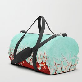 Rust Duffle Bag