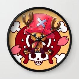 Tony Tony Chopper Weird be Like Wall Clock