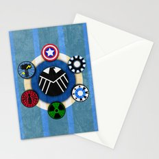 Google+ Circle of Trust  Stationery Cards