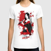sin city T-shirts featuring Sin City-Miho by Szoki