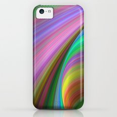 Rainbow dream iPhone 5c Slim Case