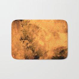 μ Garnet Star Bath Mat