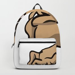 SHOW ME YOUR PITTIES Backpack