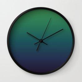 algaes Wall Clock