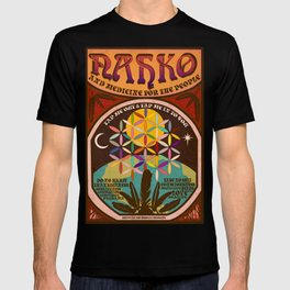 Nahko & Medicine for the People | Fan Made Poster T-shirt