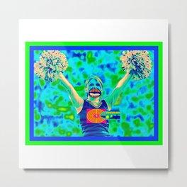 cheer Metal Print