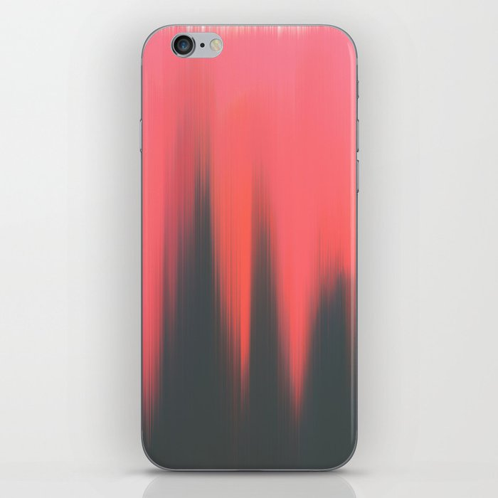 Say you love me iPhone Skin