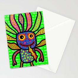 Mexicanitos al grito - Alexbrijin Stationery Cards