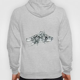 Architectural drawing 24 Hoody