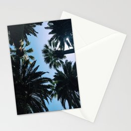 Palmy Days Stationery Cards