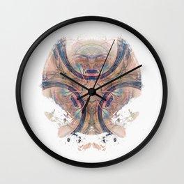Inkdala XXVI - Psychology Art Wall Clock