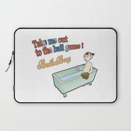 The Bath Guys - Ball Game - BathBoy Laptop Sleeve