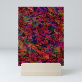 Scraping By Mini Art Print