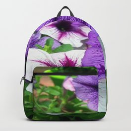 purple bundle Backpack