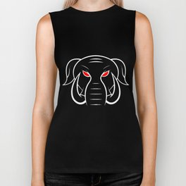bad Elephant Biker Tank