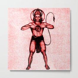 Hindu - Hanuman 3 Metal Print