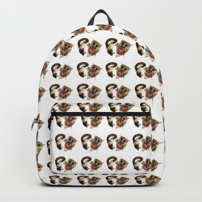 Munching Mouse Lemur Backpack