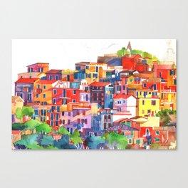 Cinque Terre vol2 Canvas Print