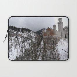 Castle in the Sky Laptop Sleeve