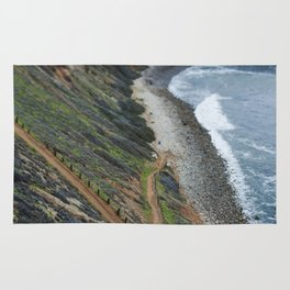 Pathway to the Ocean Rug