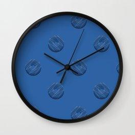 PANTONE Nebulas Blue Wall Clock