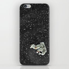 ALONE AT NIGHT iPhone Skin