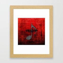 unite Framed Art Print