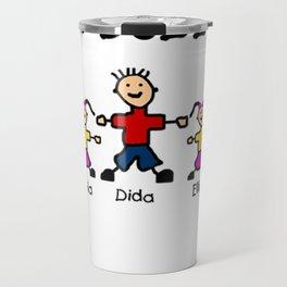 BEST BUDDIES Travel Mug