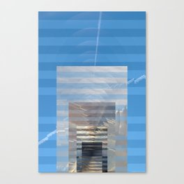 The Problem with Perspective 27. Canvas Print