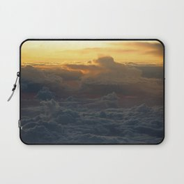 Cloud Mountains • V02 Laptop Sleeve