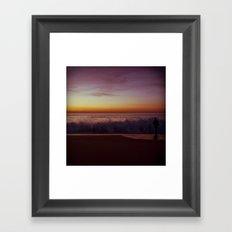 equinox - Atlantic - fisherman Framed Art Print