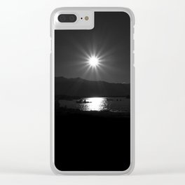 Mono Lake 2 Clear iPhone Case