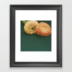 beside you Framed Art Print
