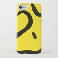 woody iPhone & iPod Cases featuring Woody by Lucas de Souza