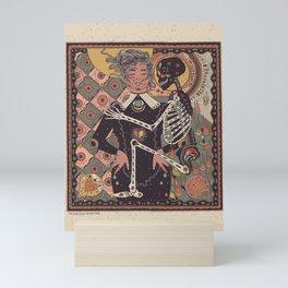 Santa Muerte-Inspired by Penny Dreadful: City of Angels Mini Art Print
