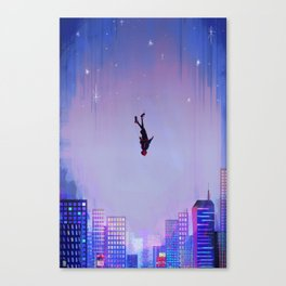 What's up danger? Canvas Print