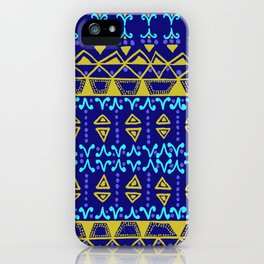 Boho Electric iPhone Case