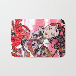 Piccolisa in Chagallia * Home Decor * Wall Art * And others! Bath Mat