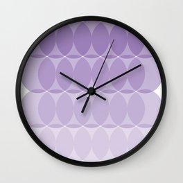 Ombre Wall Clock