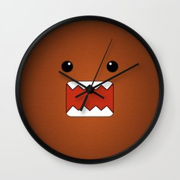 DOMO KUN Wall Clock