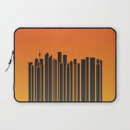 Sydney City Barcode Laptop Sleeve